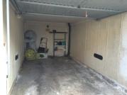 Garage voll
